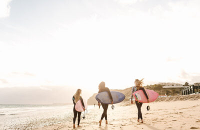 surfcamps for girls, Portugal