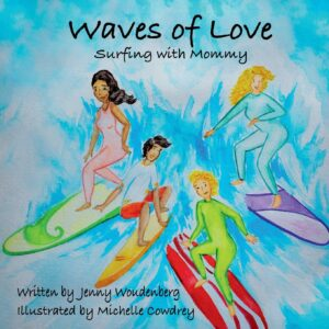 Surfing moms